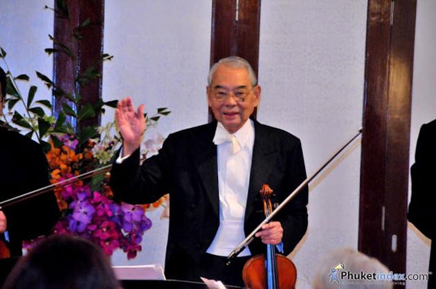 Classical Music Concert at Mom Tri's Villa Royale