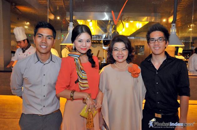 Official Opening of Vset Restaurant