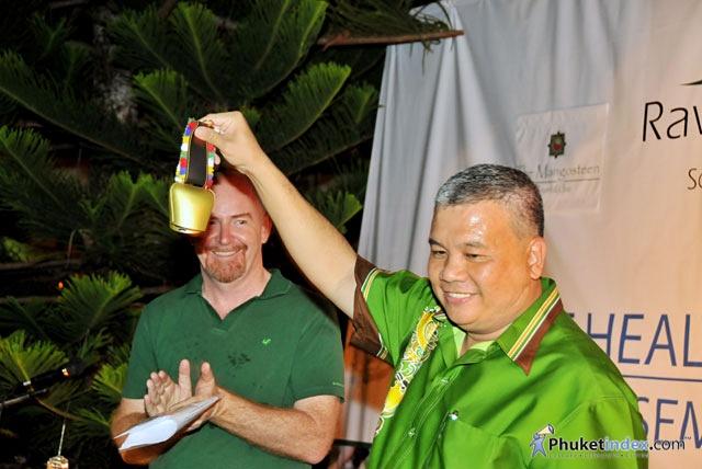 Rawai Nai Harn Group-Phuket Health&Fitness Festival2012 Opening Party at Mangosteen