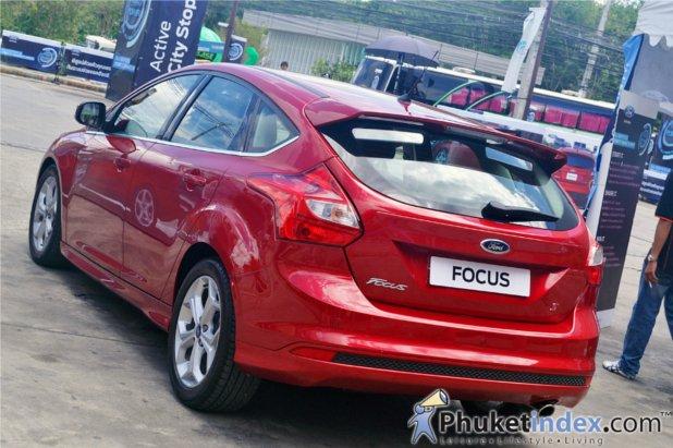All-New Ford Focus @ Central Festival Phuket
