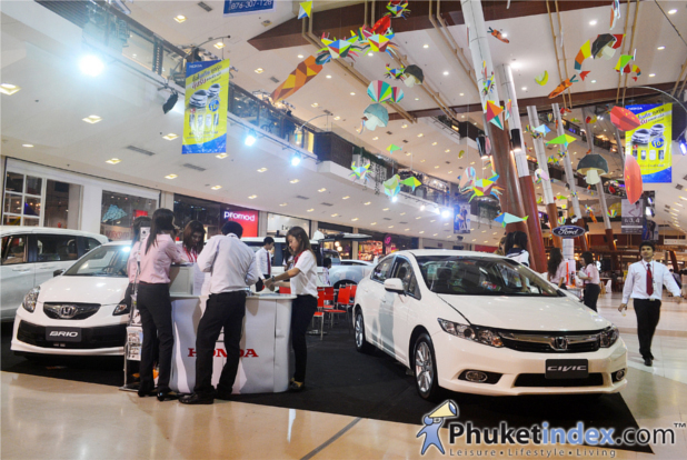 Anuphas Motor Group Show