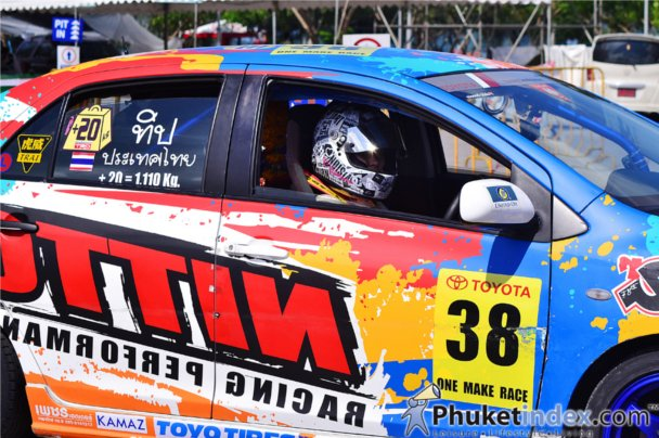 Toyota Motor Sports Race Day @ Saphan Hin Phuket