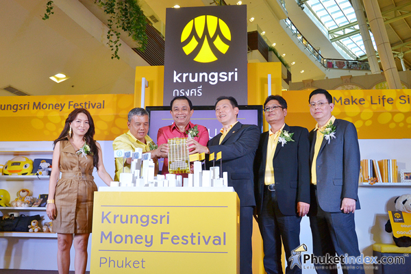 Krungsri Money Festival @ Central Festival Phuket