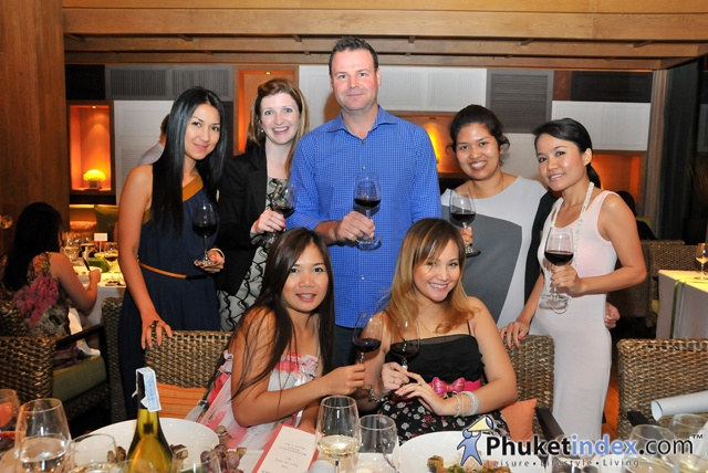 R&R Wine Dinner @ Renaissance Phuket Resort & Spa