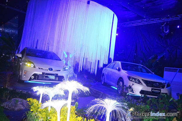Hybrid Expo 2012 @ Central Festival Phuket