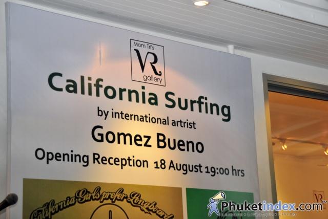GOMEZ BUENO @ VR GALLERY