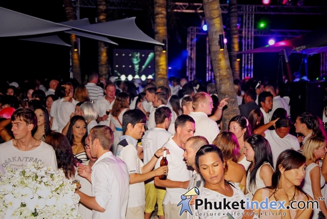 Twinpalms Phuket 8th Anniversary Party