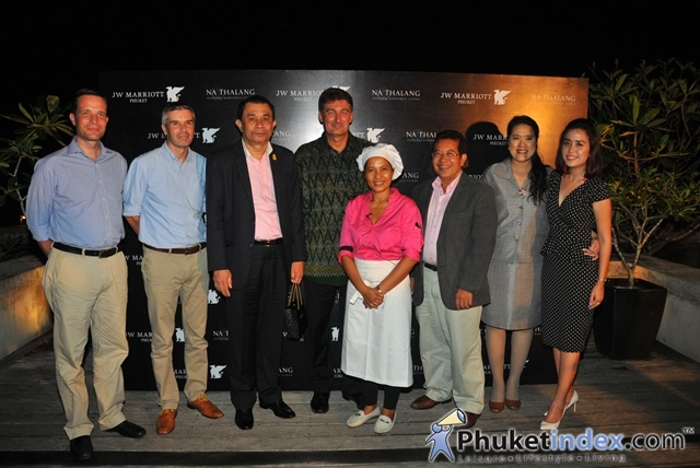 Secret Na Thalang Dinner @ JW Marriott Phuket Resort & Spa Phuket