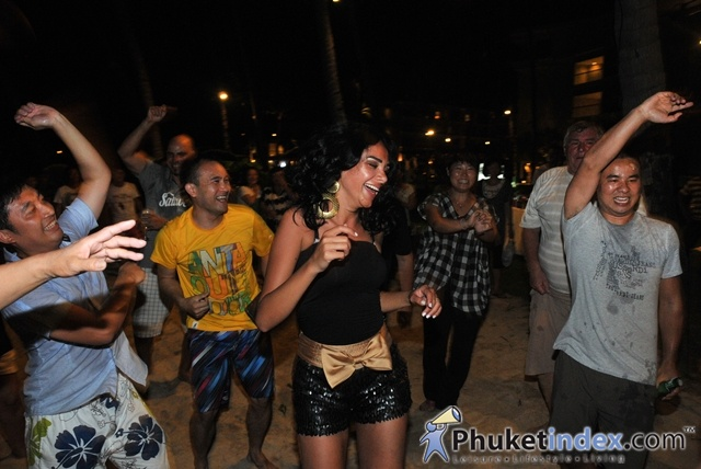 Full Moon Party @ Crowne Plaza Phuket Panwa Beach Resort
