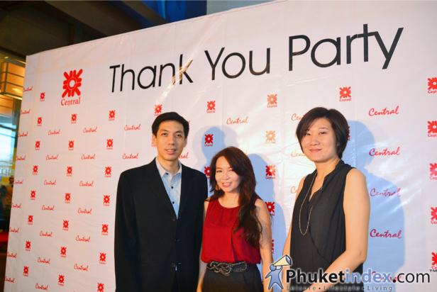 Central Phuket Thank You Party