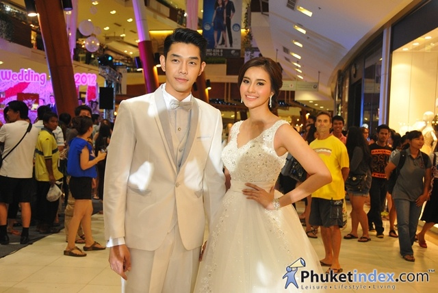 Phuket Wedding Fair 2012 @ Central Festival Phuket