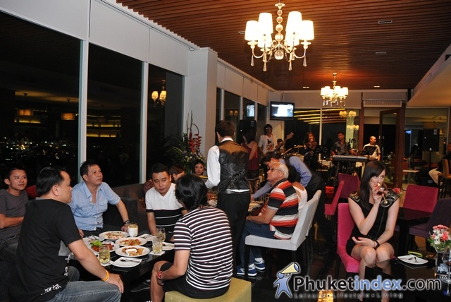 "Opening of ""Alfa Club and Restaurant"" at Sea Pearl Villas Resort"