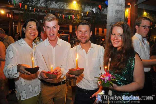 Loy Krathong Festival at Andara Resort & Villas