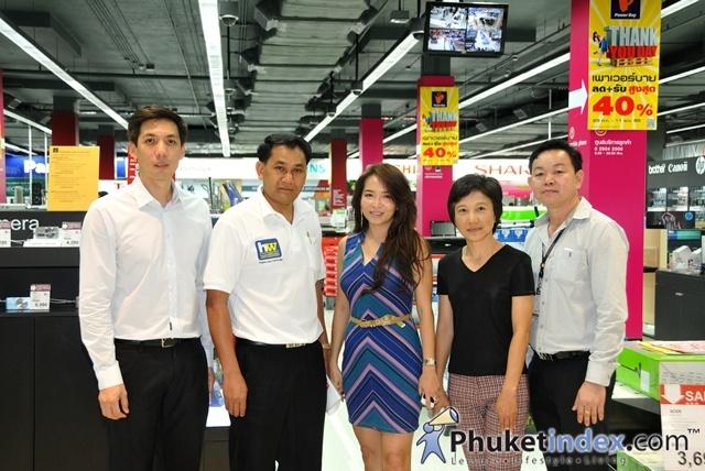 Grand Opening of Central Festival Phuket East
