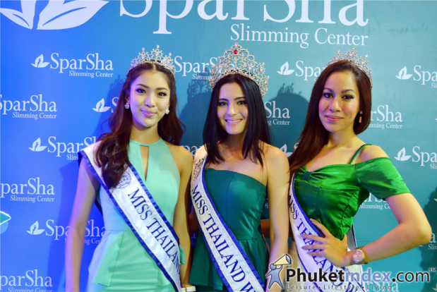 SparSha Slimming Center Event @ Central Festival Phuket