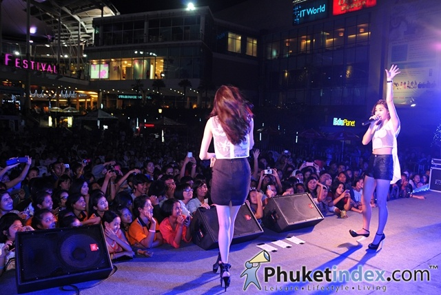 Central Festival Phuket North Pole Celebration