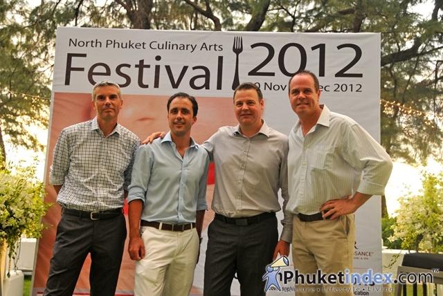 Longest Table Event at Renaissance Phuket Resort & Spa