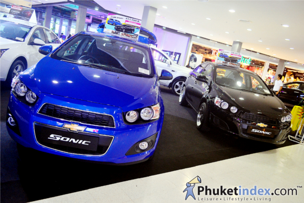 The Andaman Motor Show 15th @ Central Festival Phuket East