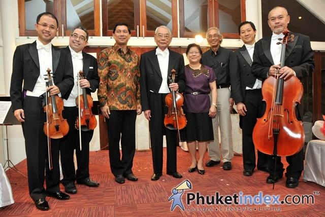 Phuket's Mom Tri's Villa's Baan Kata Arts Fest 2013