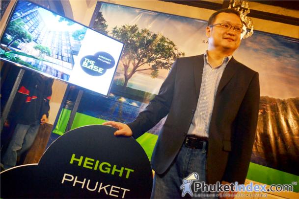 Launching The Base Height Phuket