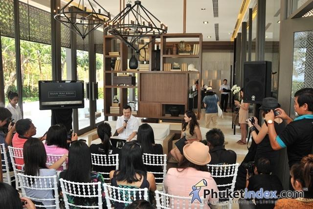 Launching Baan Mai Khao Phuket