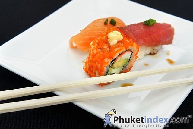 Opening of Sushi bar @ Bake (Laguna entrance)