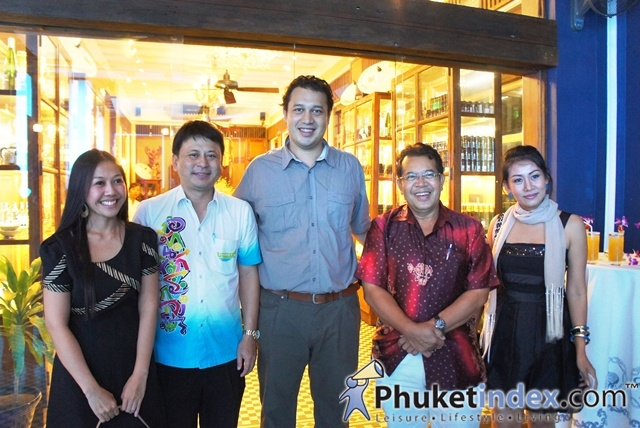 Annual Meeting of Les Clefs d'Or Thailand at Blue Elephant Phuket