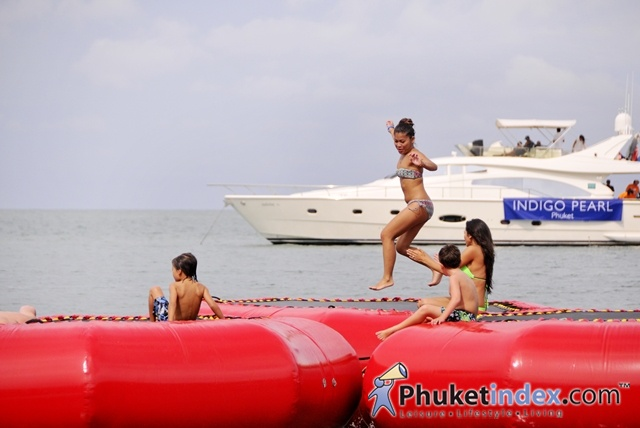 WahooPia Boat Party at Sri panwa
