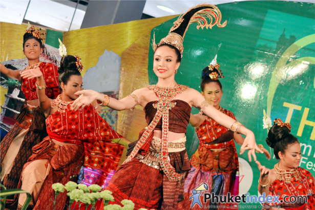 Thai Hom Mali Rice Festival @ Central Festival Phuket East