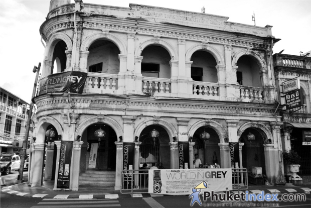 """The Analog Photography Show """"WORLD IN GREY"""" at Chalermraja Cultural Center"""
