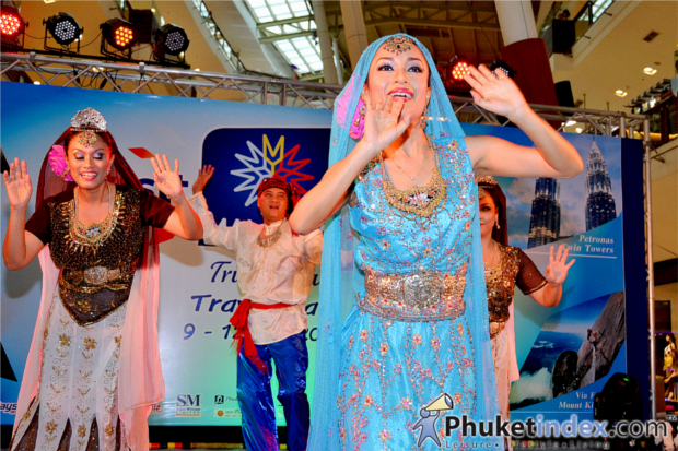 Travel Malaysia 2014 Fair @ Central Festival Phuket
