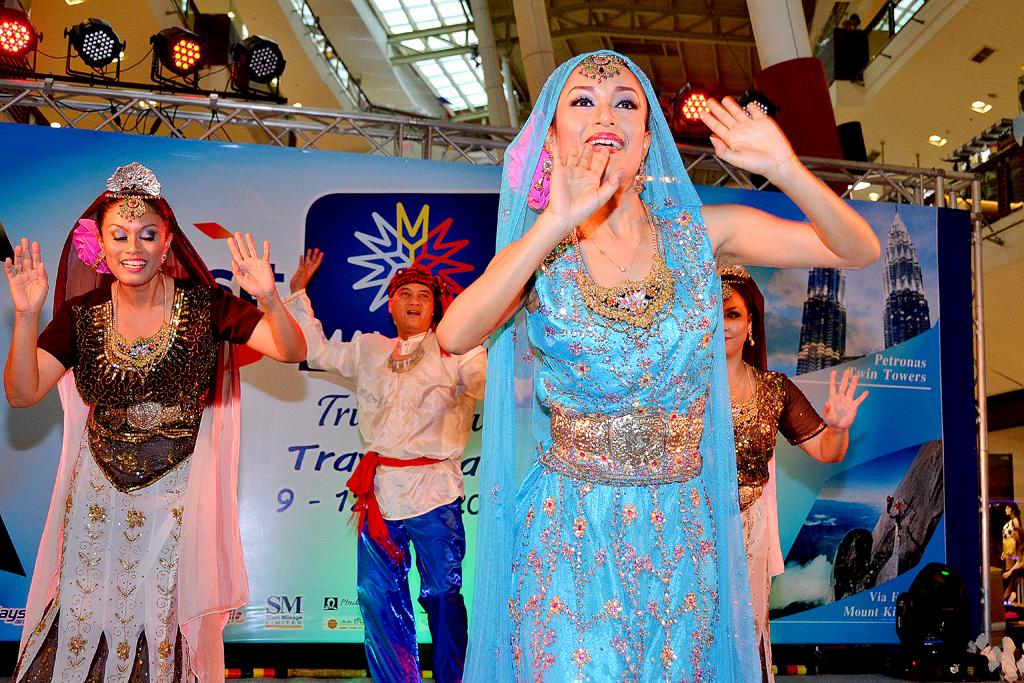 Visit Malaysia 2014 Fair @ Central Festival Phuket
