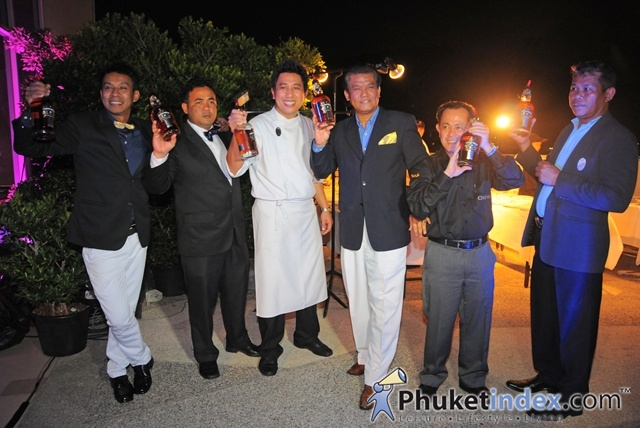 """""""The Age of Celebration"""" Chivas Whisky Dinner at The KEE Resort & Spa"""
