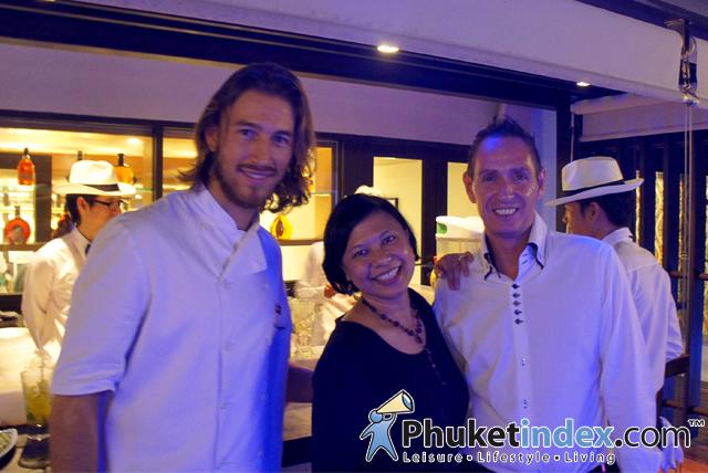Latin Passion at Maikhao Dream Villas Hotels & Resorts, Maikhao Phuket.