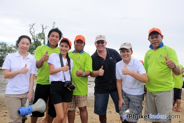 The KEE Resort Mangrove Planting Activity