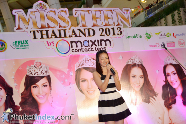 Miss Teen Thailand 2013