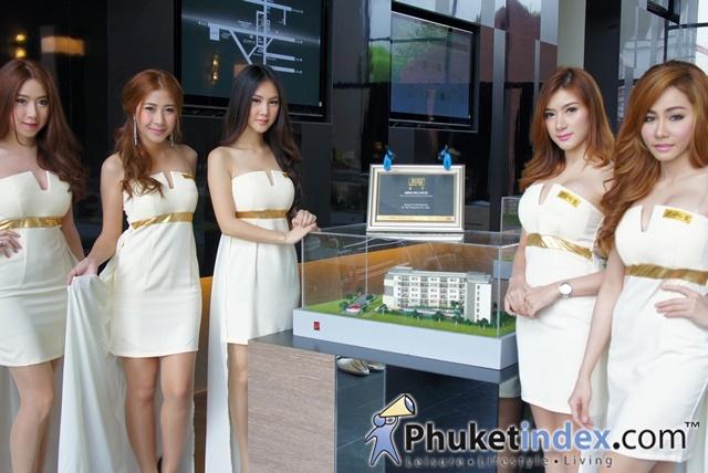 Soft Opening of ZCAPE III Condominium