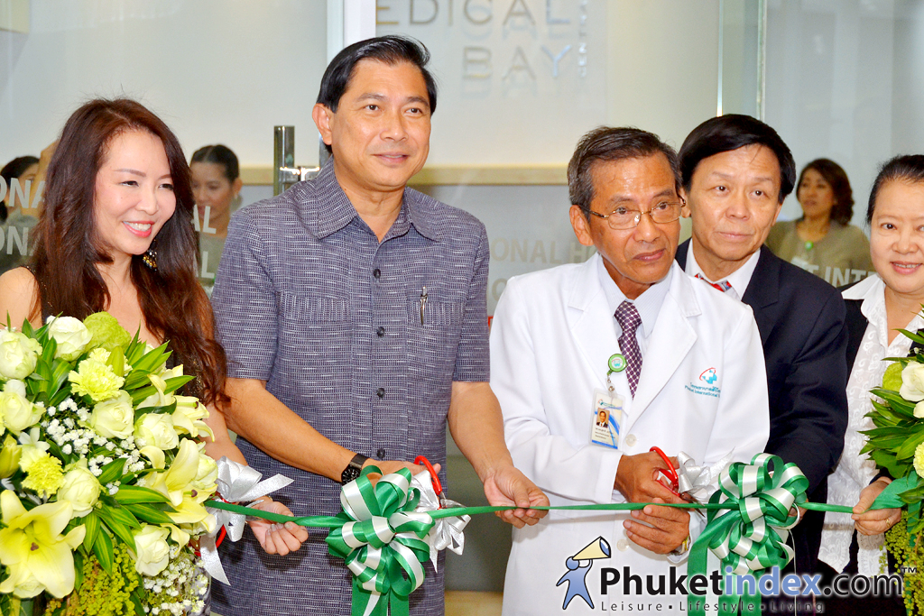 Central Festival Phuket Medical Bay Goes Live