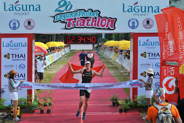 20th Laguna Phuket Triathlon