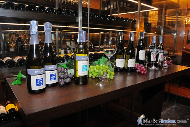 Hardys Wine Dinner