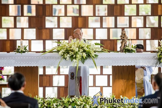 Blessing Ceremony of The Naka Phuket