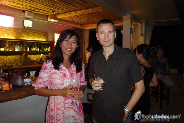 Art Exhibition at Breeze at Cape Yamu in Phuket