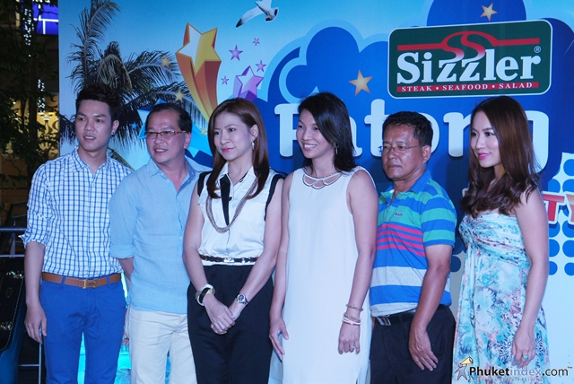 Sizzler Patong Bossa Beach Party at Banana Walk Patong