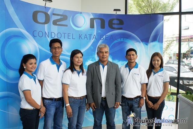 Grand Opening Ozone Condotel Kata Beach