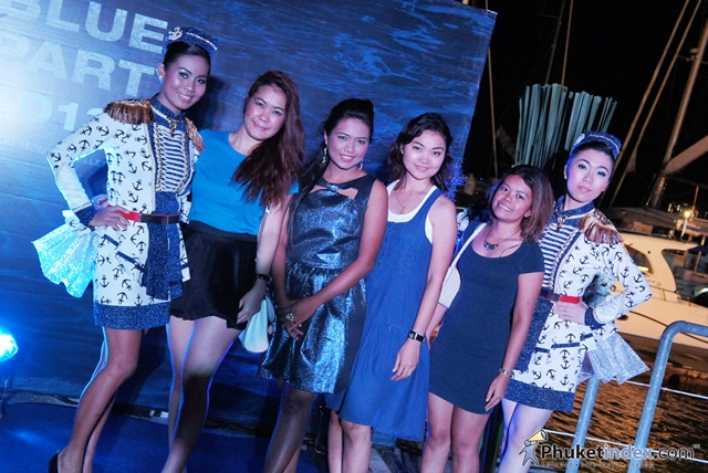 Blue Party 2013 by Andaman Cruises