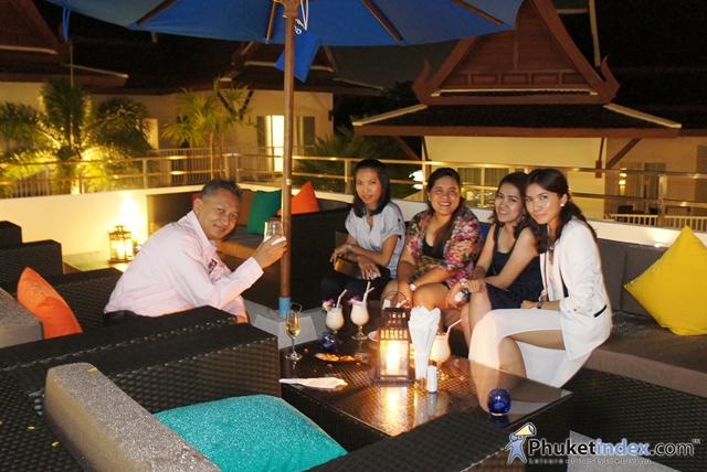 Phunawa Resort Re-branding Cocktail Party