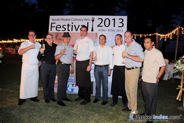 North Phuket's Longest Table Event