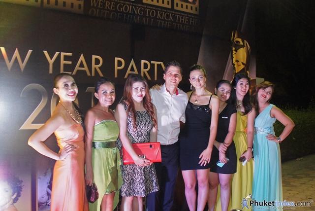 Mövenpick Resort Bangtao New Year's Eve Party