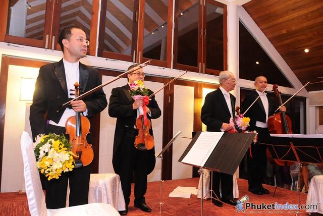 Mom Tri's Baan Kata Arts Festival Classical Music Concert