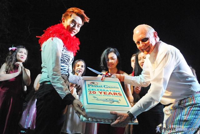 Phuket Gazette 20th Anniversary Party
